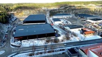 Corem Property Group ökar i Mölnlycke