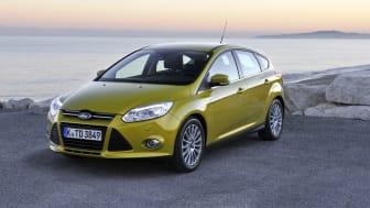 Ford lanserar nya Focus som gasbil för svenska marknaden – klarar de nya miljöbilskraven