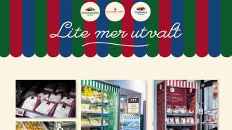 Sorundahallarna presenteras i nytt koncept hos Martin & Servera Restaurangbutiker