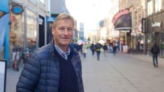 Bjørn Næss, adm.dir. i Oslo Handelsstands Forening.