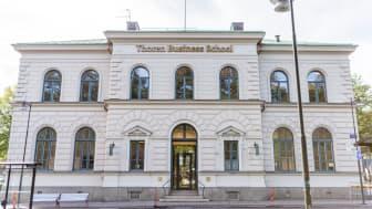 Thoren Business School i Jönköping är inne på sitt andra verksamhetsår och har nu godkänts i en granskning av Skolinspektionen.