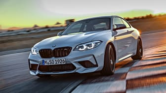 Nye BMW M2 Competition