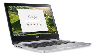Komplett opplever kraftig  økning i salget av Google PCer.