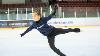 HOLIDAY ON ICE ACADEMY Sommercamp München Hanna Keiß