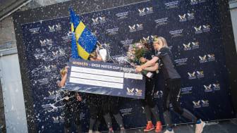 Vinnare GKSS Women's Trophy 2018