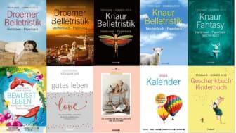 Das Droemer Knaur Frühjahrsprogramm 2019