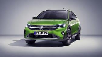 Det er tid til Taigo – Volkswagens nye coupé-crossover til priser fra 254.995 kr.
