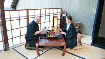 Yasuragi och Choice Hotels finalist i Arla Guldko 2015 Bästa Miljöarbete