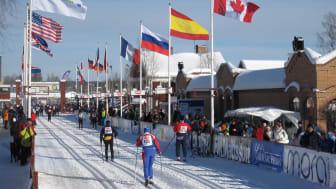 Vasaloppet alltmer internationellt – rekordmånga utländska deltagare 2015