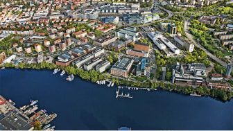 Humlegården välkomnar flera nya kunder till Solna strand