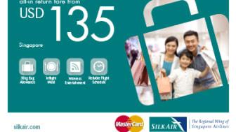 Rasakan Pengalaman Berbelanja Saat 'The Great Singapore Sale' Dengan Harga Spesial Dari SilkAir
