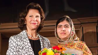 Malala Yousafzai – World's Children's Prize barnrättshjälte