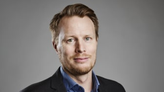 Andreas Lind tillträder posten som kommunchef i Piteå den 1 mars 2021. Foto Maria Fäldt.
