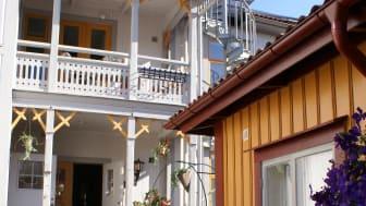 Lilla hotellet och Bryggerikrogen Nora, Västmanland