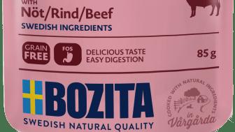 Bozita Beef in jelly