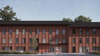 Attendo bygger nytt äldreboende i Visby