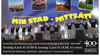 Jubileumsföreställningen MIN STAD-MITT SÄTT