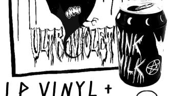 Pink Milk presenterar samarbete med Coop Records och släpper läsk