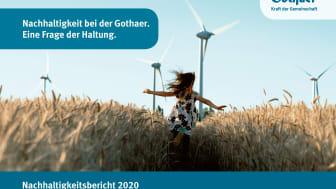 Der Nachhaltigkeitsbericht der Gothaer für das Jahr 2020