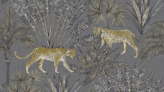 Wallpaper Boutique 10x0,53 m Savanna Gray Non-woven