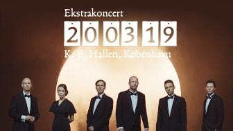 Ekstrakoncert med Nephew i K.B. Hallen