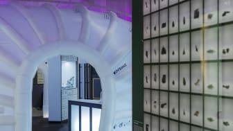 Siktet är inställt på planeten Mars när Tekniska museet öppnar för besökare