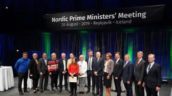 Nordic CEO's