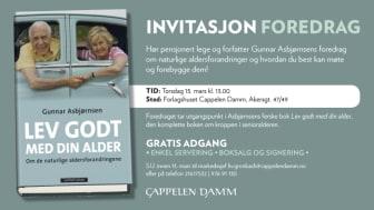Invitasjon foredrag
