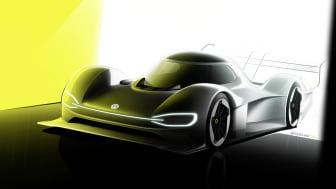 ID. R skal optimeres aerodynamisk til at klare de anderledes udfordrende forhold på Nürburgring