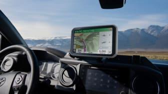 Der neue Garmin Overlander bietet spezifische Navigationsfunktionen für Offroad-Fans.