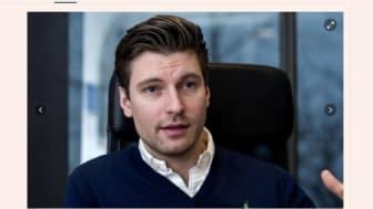 GP skriver att Cellink fortsätter att rusa på stockholmsbörsen