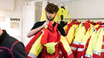 Nye medarbejdere hos ESVAGT bliver godt klædt på til jobbet med et 11-dages introkursus inden første udmønstring.