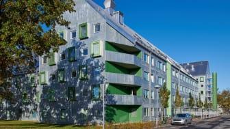 Studentbostadshuset Proto i Lund