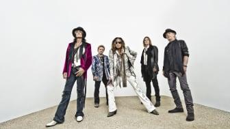 Aerosmith tillbaka med nytt album