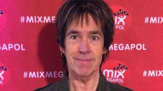 Per Gessle i Mix Megapol-studion