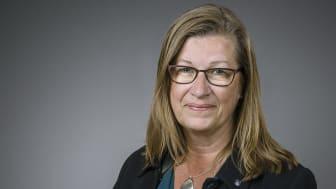Katrine Riklund, prorektor vid Umeå universitet.