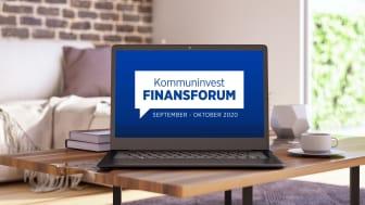 Digitalt Finansforum: Hur ska kommuner och regioner klara tuffare tider?
