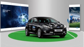 FORD INVITERER TIL CHAMPIONS LEAGUE FEST