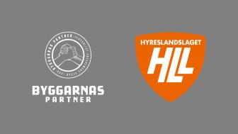 Byggarnas Partner och HLL Hyreslandslaget startar samarbete!