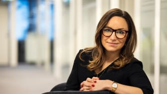 Sofia Enberg blir vd för Riksbyggens nya proptech-bolag Rafino