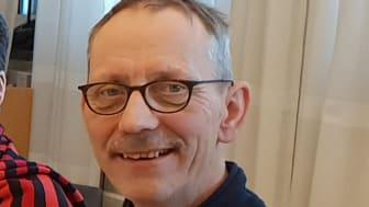 Arnold Eliseussen från Norge är Utbildning Nords styrelseordförande från den 1 juli.