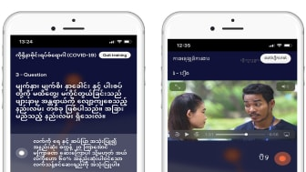 MOVE: Mobile app for migrantworkers with films