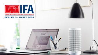 Visit us at IFA 2014
