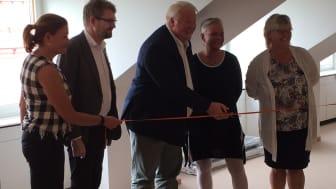 Nicklas Ljungström (Mp), Stefan Svalö (S), Titti Unosdotter, Lena Wallentheim (S)