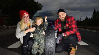 Børnefamilier og trafiksikkerhed