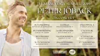 Peter Jöback på turne