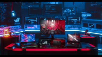 The ROG Citadel XV interactive experience, along with ROG Flow X13, Zephyrus Duo 15 SE and other exciting products debut at this year's event