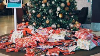 Ensam julgran på Clarion Arlanda 2018
