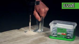 ESSVE Concrete Screw