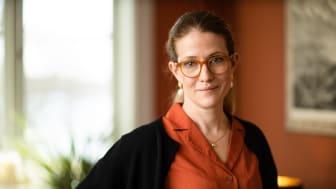 Ebba Pilo Karth börjar som ny CFO på Forsen den 23 augusti. (Foto: Viktor Andersson/Women for Leaders)